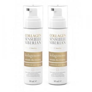 Natur Day - Collagen Sensuelle Siberian x 2 - Serum z kolagenem