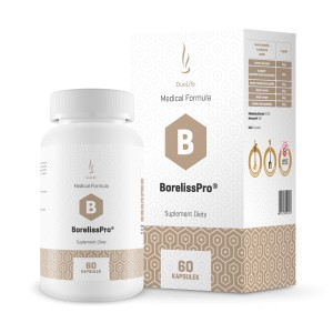 DuoLife - Suplement diety na boreliozie - Medical Formula BorelissPro