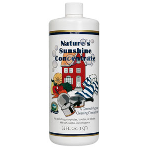 Nature's Sunshine - Uniwersalny Koncentrat do mycia NSP (947 ml)