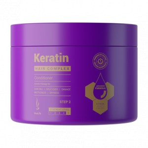 Keratin Hair Complex Advanced Formula Conditioner 200ml - DuoLife