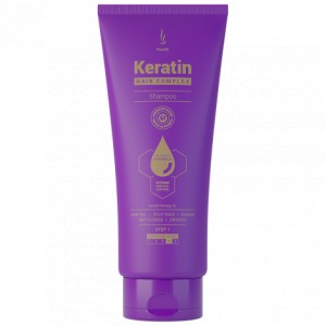 Keratin Hair Complex Advanced Formula Shampoo 200ml - DuoLife