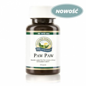 Paw Paw - Nature's Sunshine