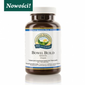 Bowel Build - Nature's Sunshine