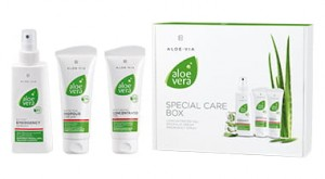 LR Health & Beauty - Aloe Vera Special Care Box