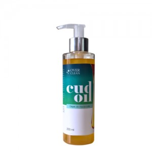 Cud Oil 200 Ml Over Clean