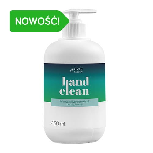 Hand Clean 450 ml - Over Clean