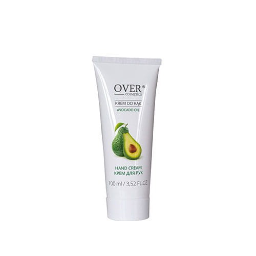 Krem Do Rąk Avocado Oil 100 ml - Over Cosmetics